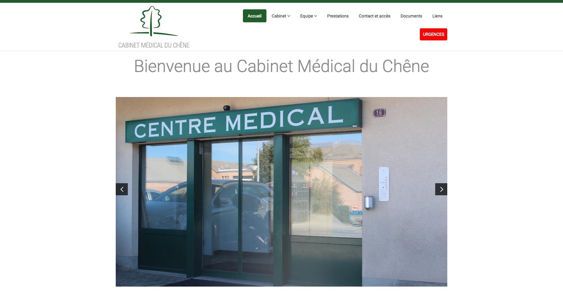 Cabinet médical du Chêne