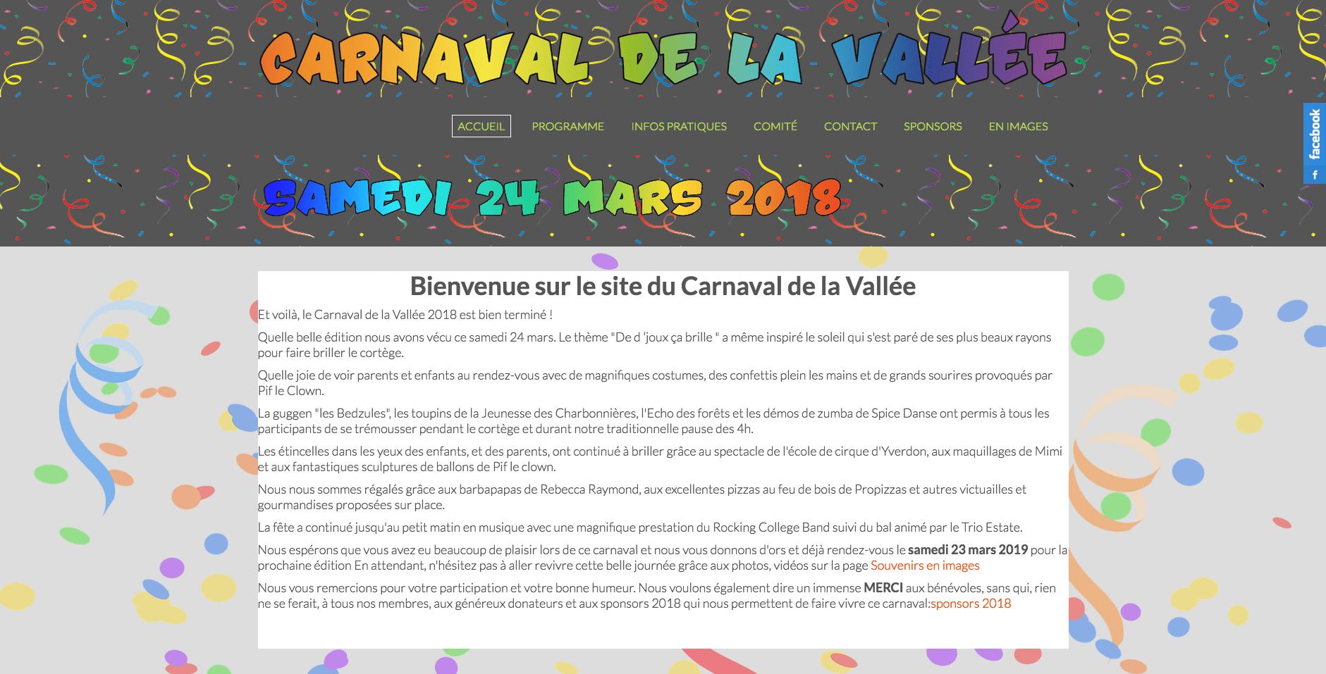 Carnaval de la Vallée de Joux