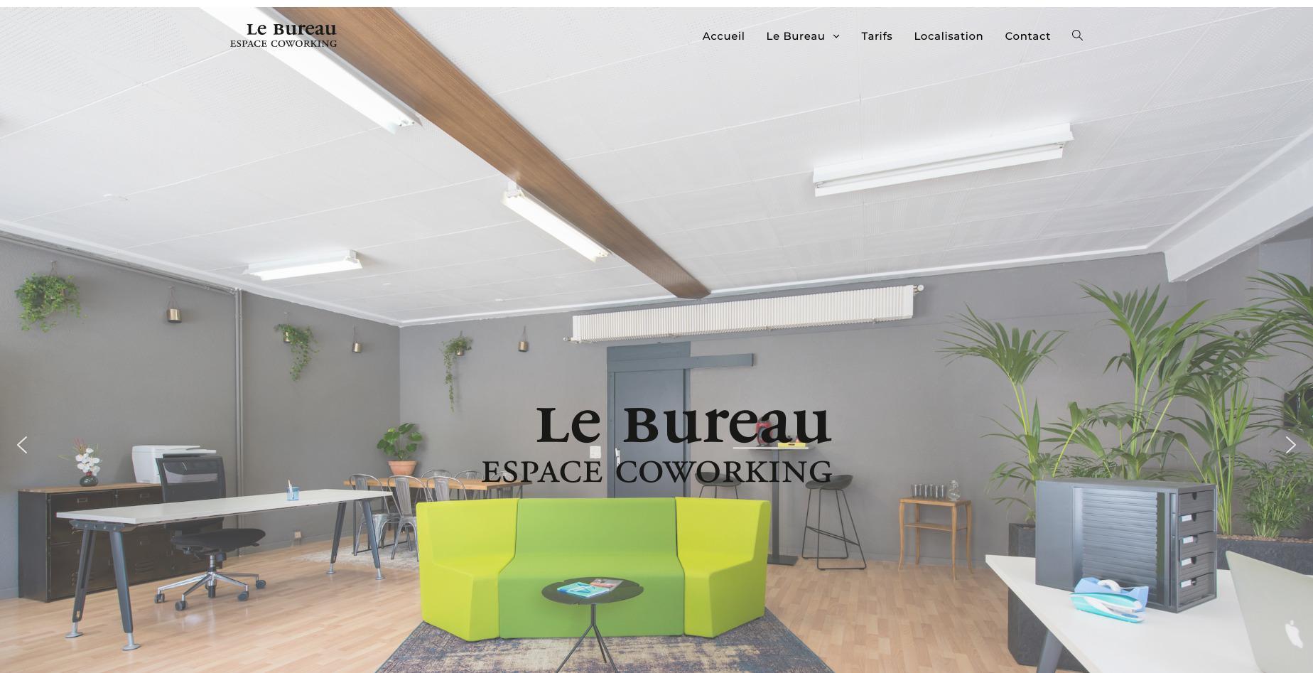 Le Bureau - Espace coworking